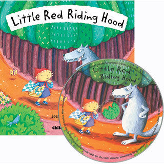 Little Red Riding Hood CD Storybook - Marlon Creations - eBeanstalk