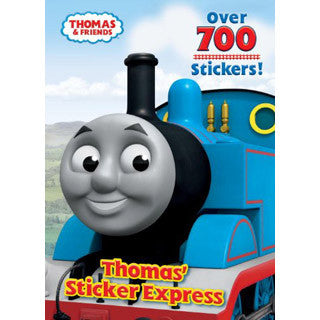 Thomas Over 700 Stickers - Marlon Creations - eBeanstalk