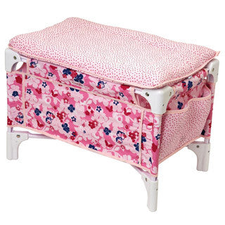 Doll Bed & Changing Table - Corolle - eBeanstalk