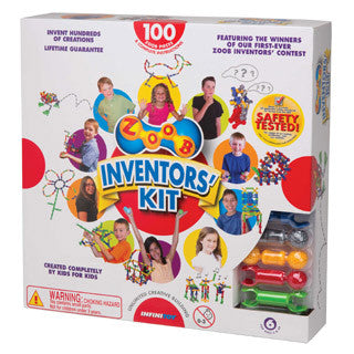 Zoob Inventors Kit - InfiniToy - eBeanstalk