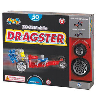 Zoob Dragster - InfiniToy - eBeanstalk