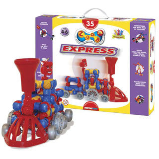 Zoob Jr Express Train Set - InfiniToy - eBeanstalk