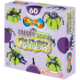 Creepy Glow Creatures Kit - InfiniToy - eBeanstalk
