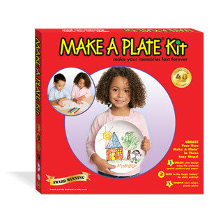 Make A Plate Kit - Makit Products - eBeanstalk