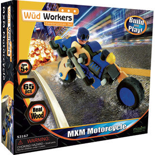 Wud Workers - MOTORCYCLE - Maxim Enterprise - eBeanstalk