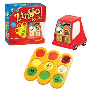 Zingo To Go - Think Fun - eBeanstalk