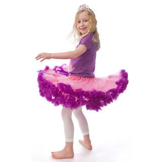 Princess Pettiskirt Fuschia - My Princess Academy - eBeanstalk