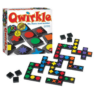 Qwirkle Board Game - MindWare - eBeanstalk