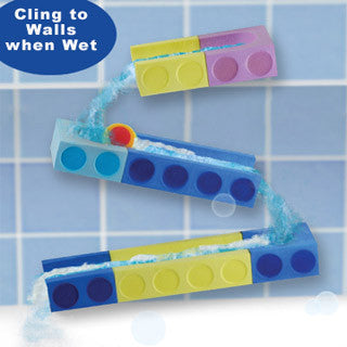 Bath Blocks - Ball Fall - Just Think Toys - eBeanstalk