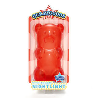 RED Gummy Lamp - Jail Break Toys - eBeanstalk