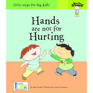 Hands Are Not For Hurting - Innovative Kids - eBeanstalk