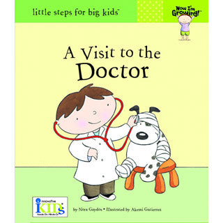 A Visit To The Doctor - eBeanstalk