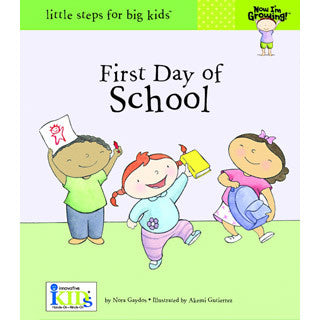 First Day Of School - Innovative Kids - eBeanstalk