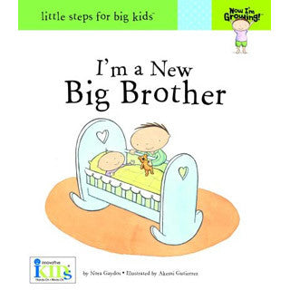 Im A New Big Brother - Innovative Kids - eBeanstalk