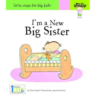 I'm A New Big Sister - Innovative Kids - eBeanstalk