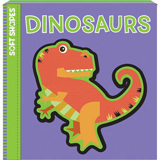 Dinosaurs Soft Shapes - Innovative Kids - eBeanstalk