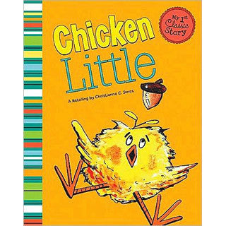 Chicken Little - Capstone Press - eBeanstalk