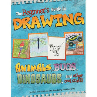 Beginners Guide To Drawing - Capstone Press - eBeanstalk