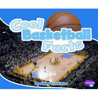 Cool Basketball Facts - Capstone Press - eBeanstalk