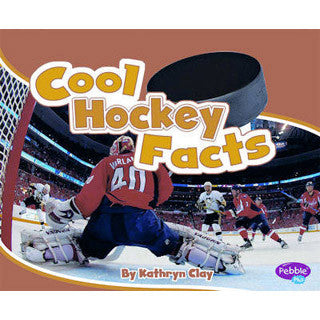 Cool Hockey Facts - Capstone Press - eBeanstalk