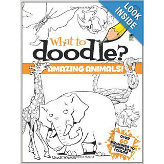 What to doodle amazing animals - Dover Publications - eBeanstalk