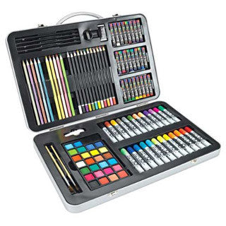 107 Pc Drawing Studio Art Set - eBeanstalk