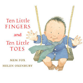 Ten Little Fingers And Ten Little Toes - Houghton Mifflin Harcourt - eBeanstalk