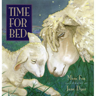 Time For Bed - Houghton Mifflin Harcourt - eBeanstalk