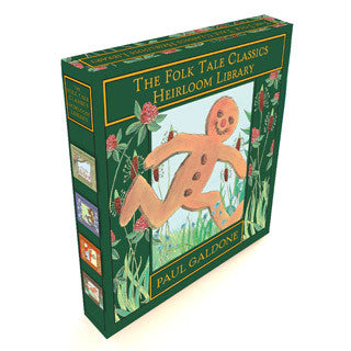Folk Tale Classic Heirloom Library - Houghton Mifflin Harcourt - eBeanstalk
