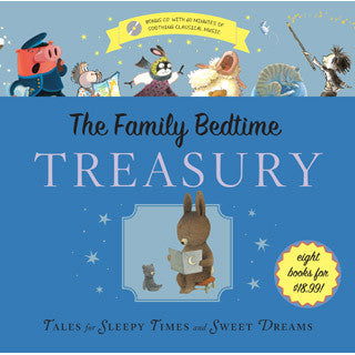 Family Bedtime Treasure - Houghton Mifflin Harcourt - eBeanstalk