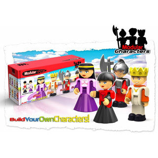 4 pack Girls Characters - eBeanstalk