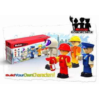 4 pack Boys Characters - eBeanstalk