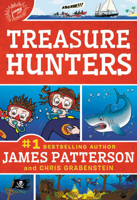 Treasure Hunters Book