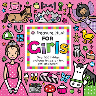 Treasure Hunt for Girls - MacMillan - eBeanstalk