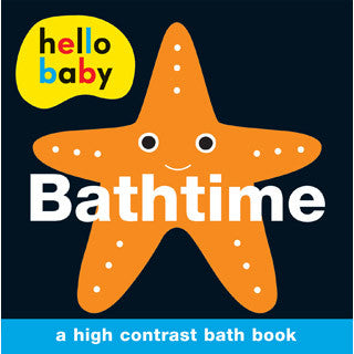 Hello Baby Bathtime Bath Book - MacMillan - eBeanstalk