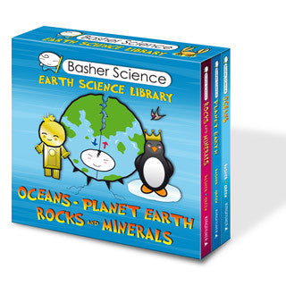 Basher Science: Earth Science Library - MacMillan - eBeanstalk
