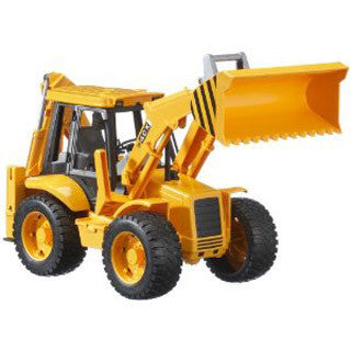 Backhoe Loader - Bruder - eBeanstalk