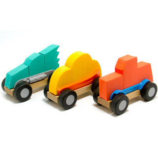 ModMobiles Set A - Fat Brain Toys - eBeanstalk