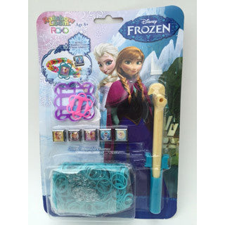 Disneys Frozen Pack Blue by Rainbow Loom Roxo - Roxo - eBeanstalk