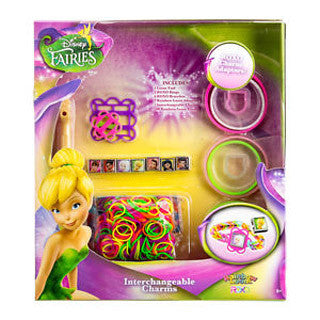 Disney Fairies Interchangeable Charms by Rainbow Loom Roxo - Roxo - eBeanstalk