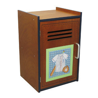 Fantasy Fields - Lil Sports Fan Small Cabinet - Teamson - eBeanstalk