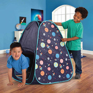 Discovery Kids Space Explorer Pop-Up Tent - Discovery Kids - eBeanstalk