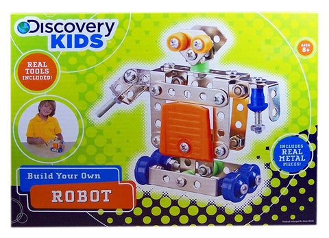 Discovery Kids Build Your Own Robot