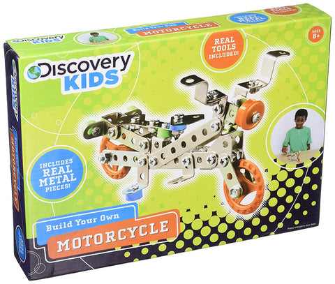 Discovery Kids Build Your Own Motorcycle