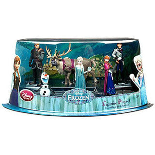 Disney Frozen Figurine Playset - Disney - eBeanstalk