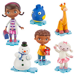 Disney Doc McStuffins Figurine Playset 1 - Disney - eBeanstalk