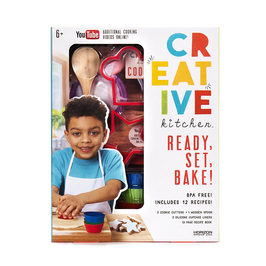 Creative Kitchen Ready Set Bake