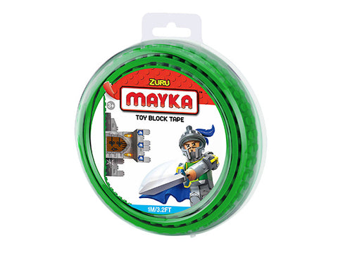 Mayka Toy Block Tape Green
