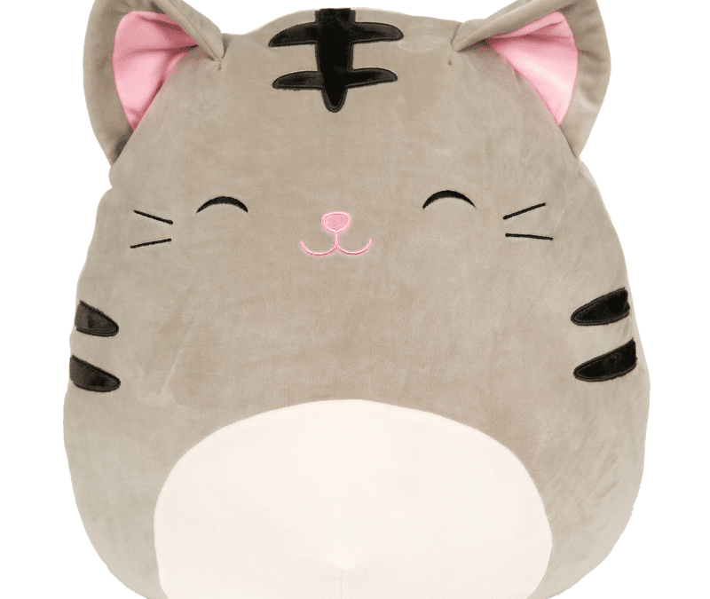 Squishmallows Tally the Cat