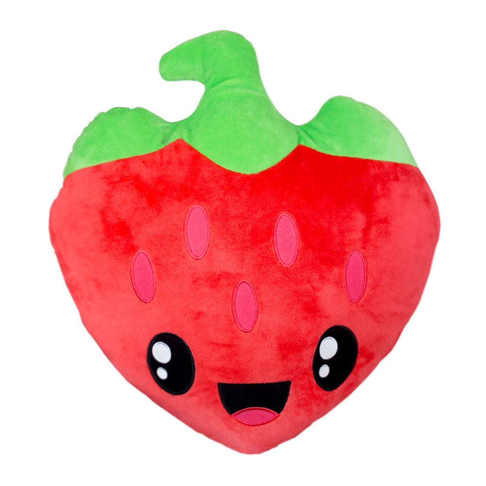 Smillows Scented Plush Pillow Strawberry